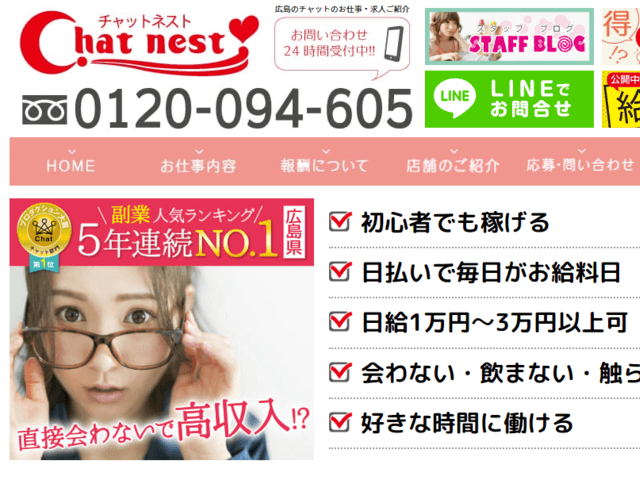 Chat nest(チャットネスト)